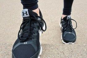 corriendo y caminando