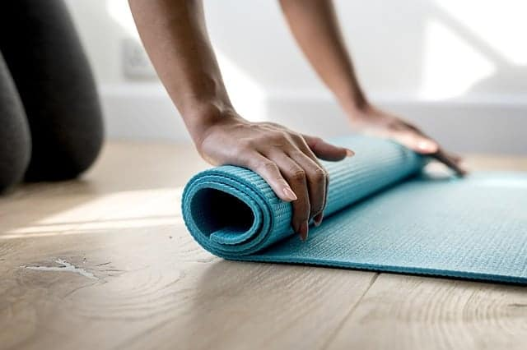 tapete de ejercicios