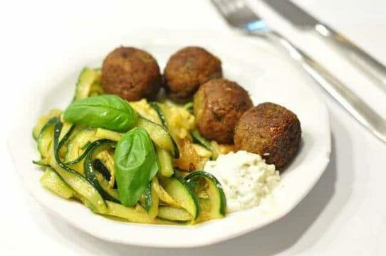 verduras de la hora del almuerzo