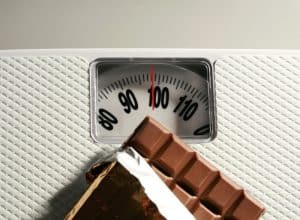 chocolate La escala