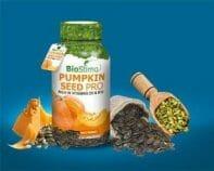 semillas de calabaza , biostima pumpkin seed pro