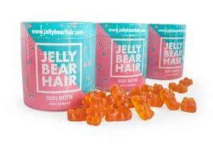 Jelly Bear Hair embalaje