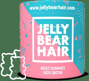 Medusas jelly bear hair