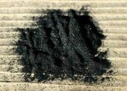 El carbono activado