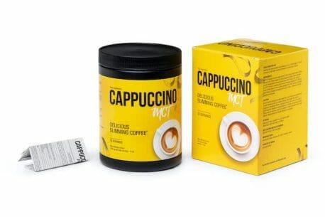 Cappuccino Mct. kawa odchudzająca