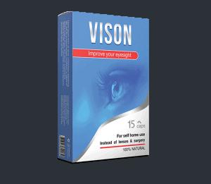 Píldoras para mejorar la vista de los venados Vison