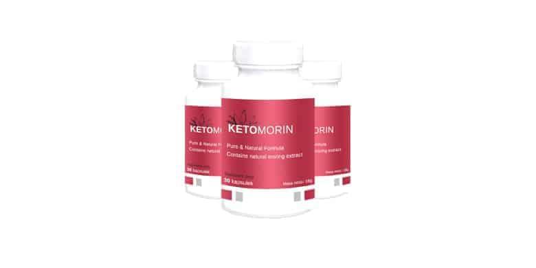 kapsułki na odchudzanie ketomorin