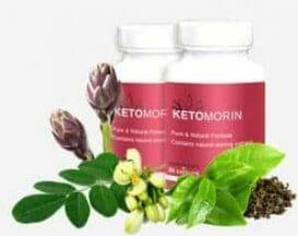Pastillas adelgazantes de ketomorin