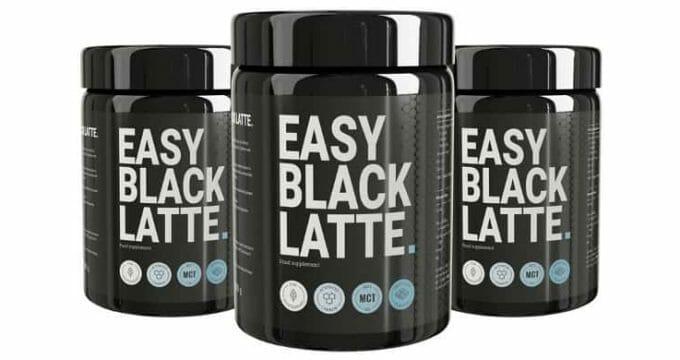 ease black latte