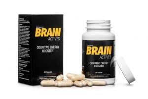 Suplemento nootrópico Brain Actives