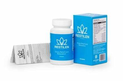 Restilen preparación adaptógena para la fatiga y el estrés