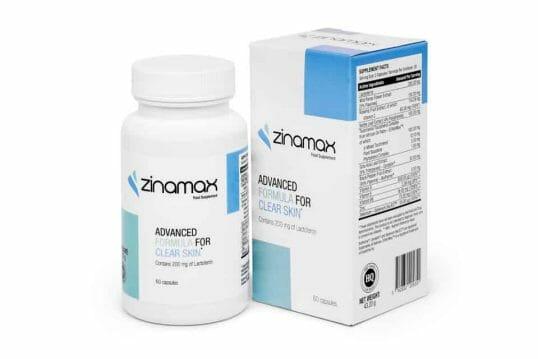Zinamax Comprimidos para el acné